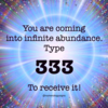 Numerology Signs